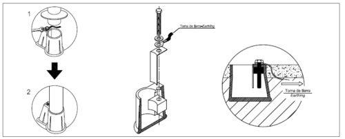 Лестница ассиметричная , три ступени (STANDARD) - изображение 3