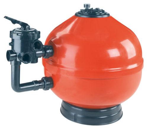 Фильтровальная емкость Vesubio 750, производительность 22 м3/час