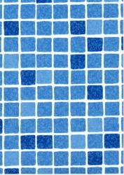 Elbeblau Mosaic blue (165 см)