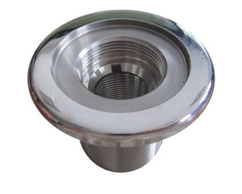 "Закладной элемент MTS, нерж. сталь, 70 мм 2"" х R 11/2"" IG резьба 70 мм"