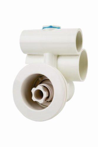 Гидромассажная форсунка направляющая, наружный диаметр — 90 мм