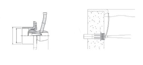 """Подсос воздуха R 11/2"""" ABS для доп. всасывания воздуха в форсунку - изображение 2"""