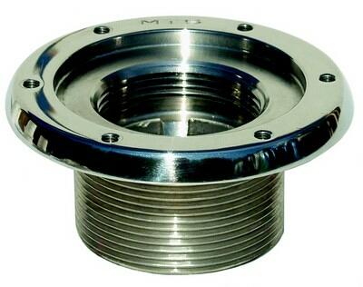 Закладной элемент MTS, нерж. сталь, 40 мм, для плен. бессейнов