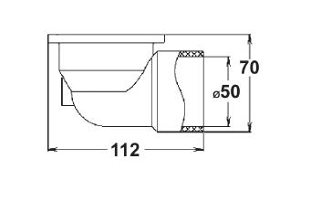 Заборное устройство ABS белое-VHY - изображение 2