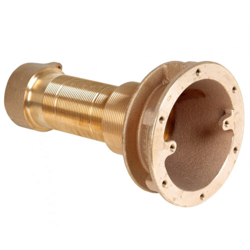 Закладной элемент заборного устройства FitStar Combi Whirl резьба 2″ под бетон