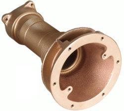 Закладной элемент заборного устройства FitStar Combi Whirl резьба 2,5″ под бетон
