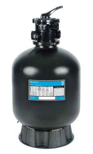 Фильтровальная емкость AZUR 560 мм, производительность 12 м3/ч, 6-ходовой верхний клапан