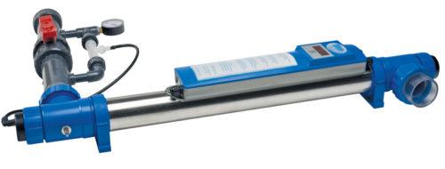 Комплект лампы UV-C 75 Вт с озонатором