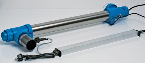 Комплект лампы UV-C 130 Вт Amalgama