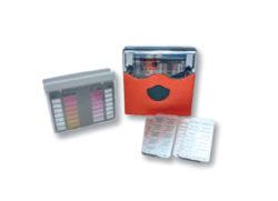 DPD — тестер Cl /pH метод — исп. таблетки (оранжев. коробка)