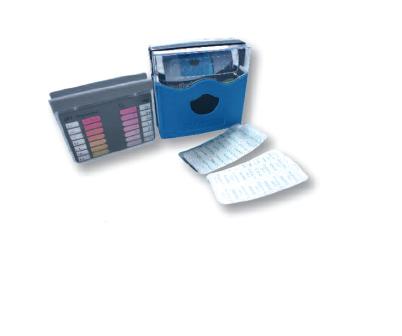 DPD — тестер Oxi /pH метод — исп. таблетки (синяя коробка)