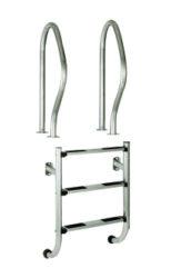Лестницы раздельные, сталь AISI 304