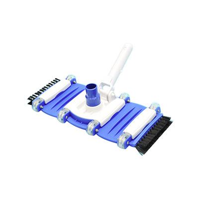Щетка для пылесоса гибкая Single Flex 405 х 192 мм с боковой ворсой