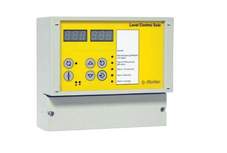Level Control SOLO — прибор контроля уровня в емкости (точность до 1 см)