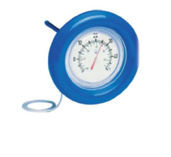 Термометр с резиновым обручем, диаметр 18 см, измерение 0-43 град