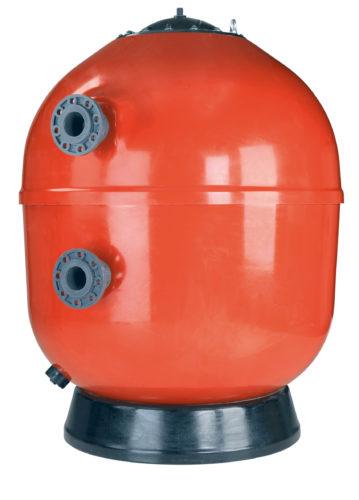 Фильтровальная емкость Vesubio 1800, подключение 125 мм