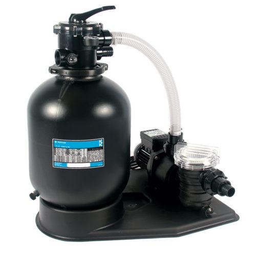 Фильтровальный комплект, диаметр 475 мм, 9 м3/час с насосом SW-15M