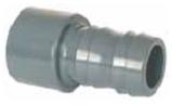 Насадка на шланг клеевая 32-30 мм