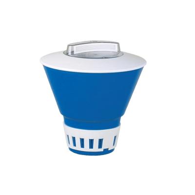 Поплавок-хлоратор голубой