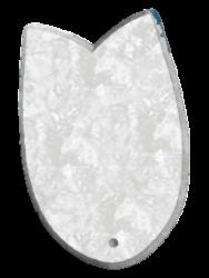 Elbeblau White pearl (165 см)
