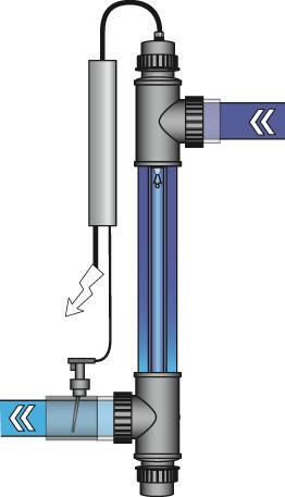 Комплект лампы UV-C 130 Вт Amalgama - изображение 2