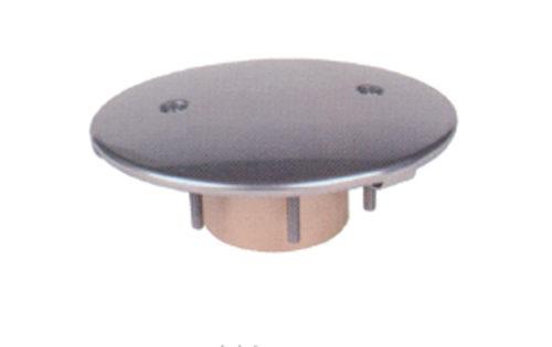 """Донный слив Fitstar ∅ 168 мм для литых чаш с контргайкой, внутренняя резьба 2"""""""