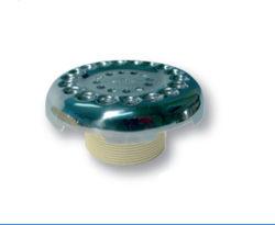 Заборное устройство MTS Uni-Set 2″ x 50 мм, пластиковое с решеткой из нерж.стали