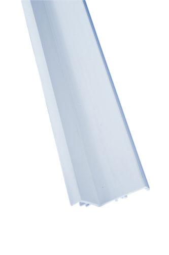 Угол переливного желоба Astral — длина 2м. 35х22х24мм.