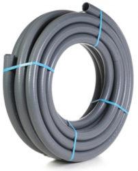 Гибкая труба (флекс) 110 мм наружн. (100 мм внутр.)