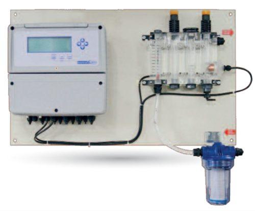 Измерительно-дозирующая станция  Kontrol PC800 (PH/Cl) , без насосов