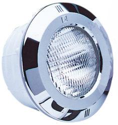 Светильник Standart 300 Вт пластик + нерж.обод, под бетон, с кабелем 2,5м