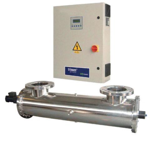 УФ установка среднего давления UV U 300