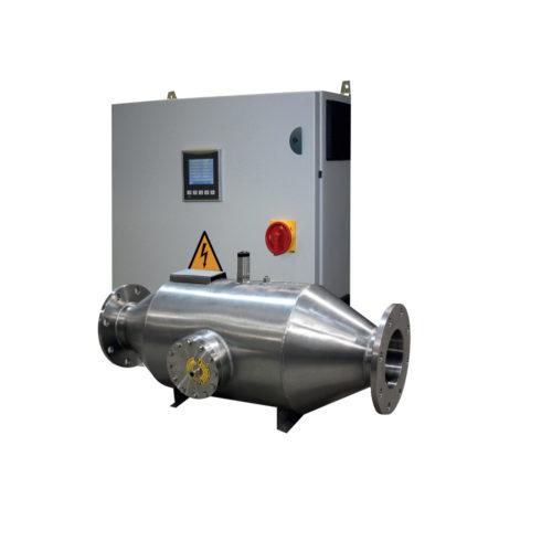 УФ установка среднего давления UV CF-20