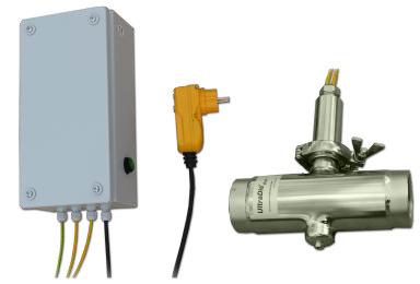 УФ установки среднего давления серия UV-EL UltraDis pico1 400 Вт