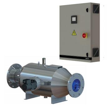 УФ установки среднего давления серия UV CF