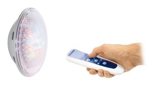Комплект LED лампа PAR56 1.11 RGB + пульт управления