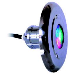 Прожектор LumiPlus Mini RGB 2.11, нерж.сталь