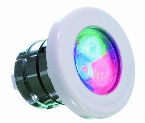 Прожектор LumiPlus Mini RGB 2.11, пластик