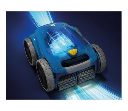 Робот очиститель Vortex PRO RV5600 - изображение 2
