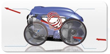 Робот очиститель Vortex PRO RV5400 - изображение 2