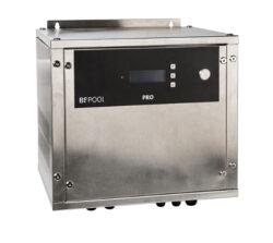 Установка проточного электролиза BSW для общественных бассейнов PRO200, производительность 200 гр/час
