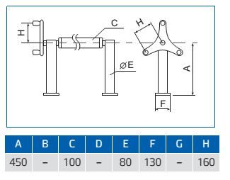 Ролета навивочная JUMBO с фиксацией — 5,4 -7,1м - изображение 2