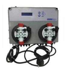 Измерительно-дозирующая станция KONTROL INVIKTA DOUBLE pH/Rx и насосами 5 л/час
