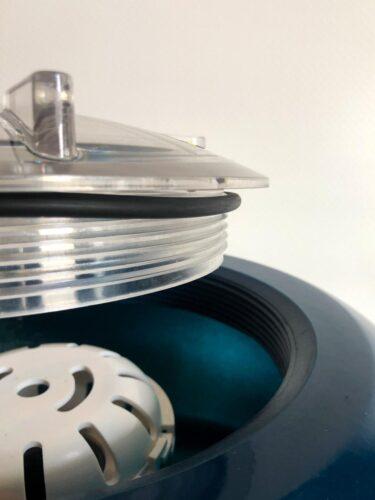 Фильтровальная емкость Ocean, 510 мм, с боковым 6-позиционным клапаном - изображение 3