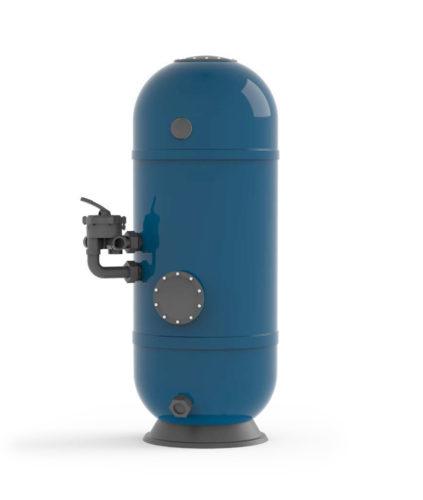 Фильтрационная емкость Barent 620 мм, с боковым клапаном