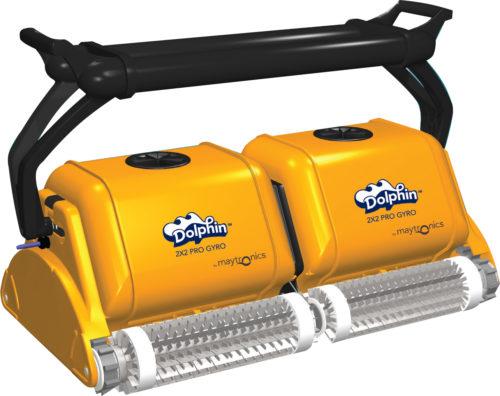 Робот-очиститель Dolphin 2×2 Pro Gyro