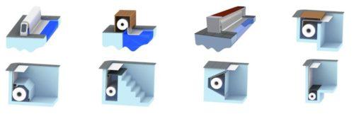 Жалюзийное накрытие AquaTop - изображение 2
