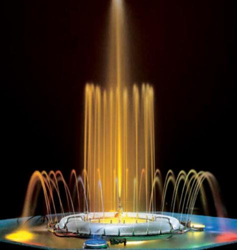 Автономные плавающие фонтаны Acqua Source - изображение 2