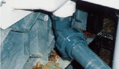 Флекс-система разборная 50 мм зажим х 1 1/2″ нар.резьба с O-кругом - изображение 4