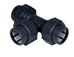 Флекс-система тройник 50 мм зажим